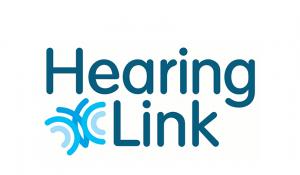 Hearing Link butterfly logo