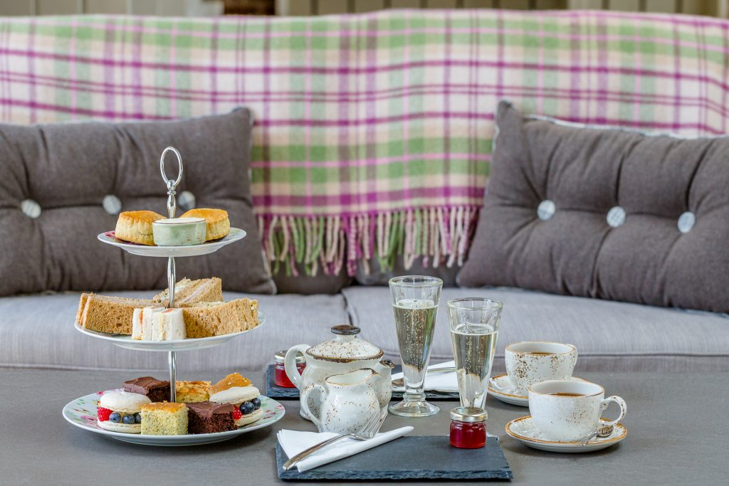 Indulge in Sparkling Afternoon Tea at The Grange