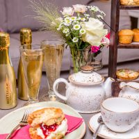 Sparkling Afternoon Tea at The Grange