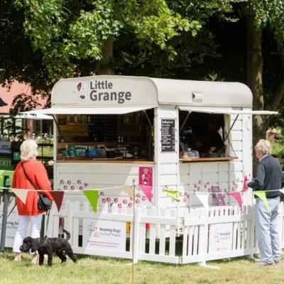 Little Grange outdoord kitchen