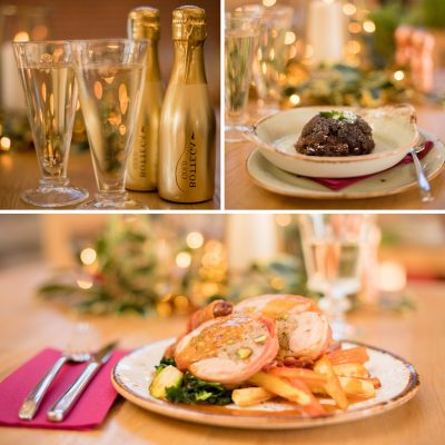 Celebrate Christmas at The Grange!