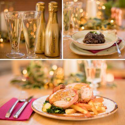 Celebrate Christmas at The Grange!