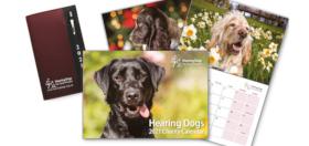 Hearing Dogs calendar