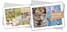Afternoon Tea gift cards